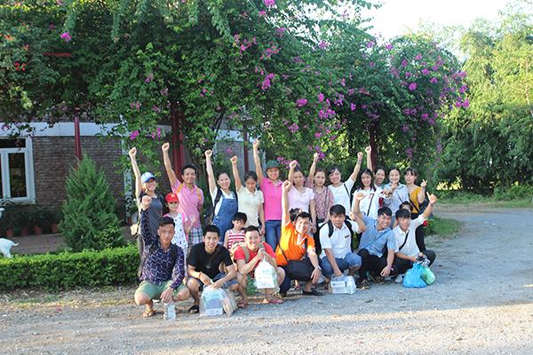 Đoàn Thanh niên Công ty TNHH MTV DVĐN tổ chức tham quan học tập
